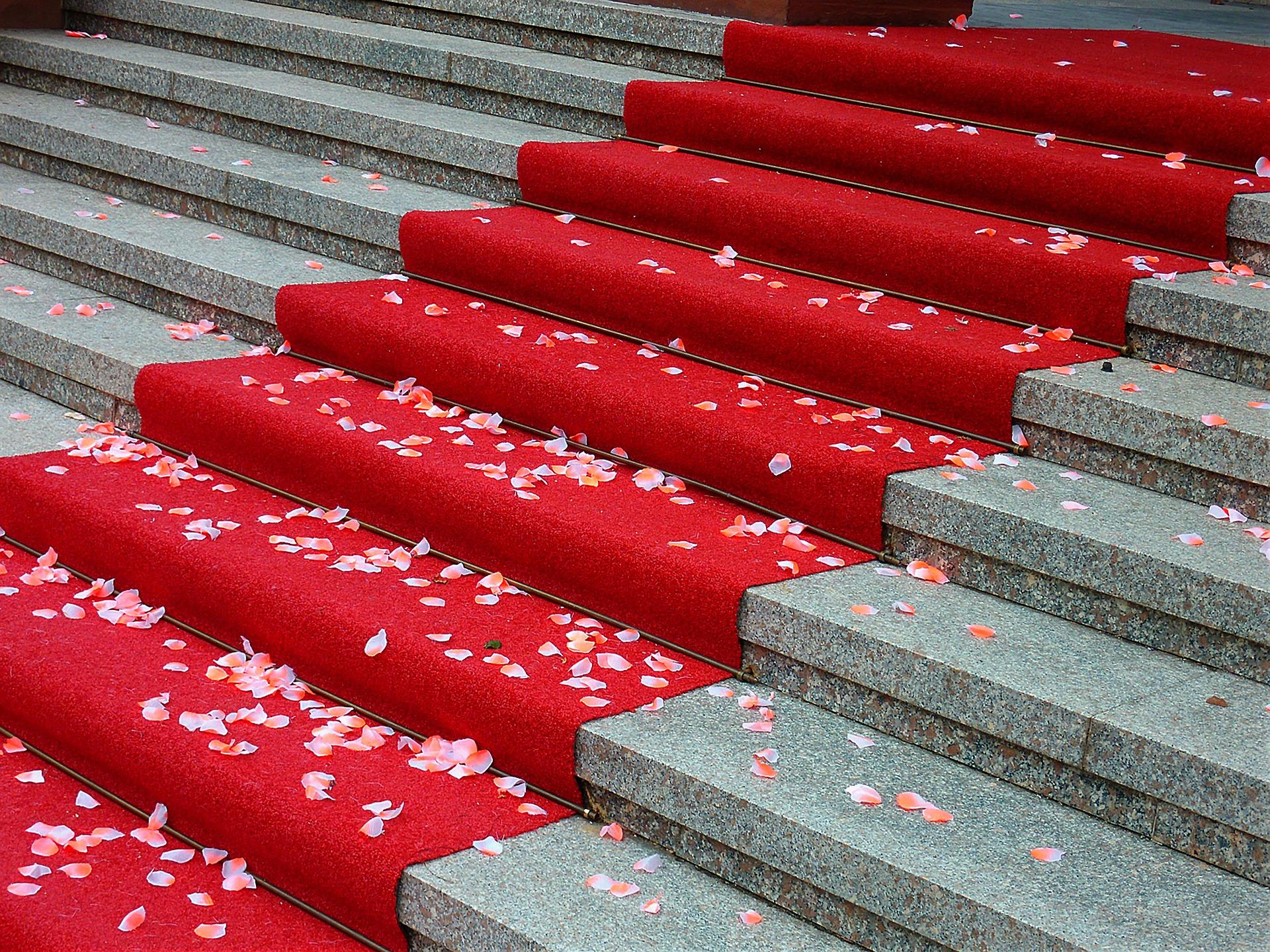 שטיח אדום להשכרה